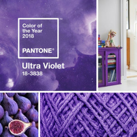 Ultra Violet — главный цвет 2018 года
