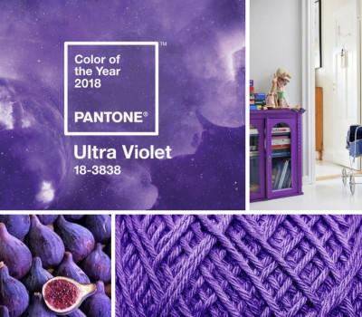 Ultra Violet — главный цвет 2018 года>