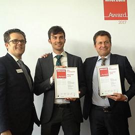 ICA получает награду Interzum с Iridea BIO